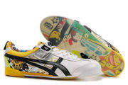 Onitsuka Tiger Tokidoki Mex Lo White Black Yellow