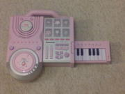 girls born to shop key board beat box
