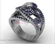 top quality designer jewelry master molds