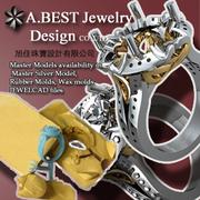 modern silver jewelry, jewelry silver