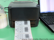 Barcode Sticker Maker Tool deals in asset tag,  label designing service