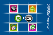 Excel to vCard Converter:  Import PC Excel File Contacts to Mobile Add