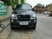 2009 Bmw 2009 BMW X5 XDRIVE 30D M SPORT 5S A BLACK NAVIGATI