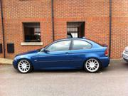 Bmw M3 43000 miles BMW E46 M3 COMPACT