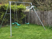 TP double swing frame.