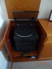 Sony Hi Fi music system